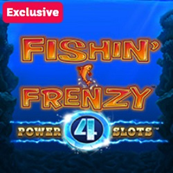 Where To Play On The New Fishin Frenzy Power 4 Slots Game