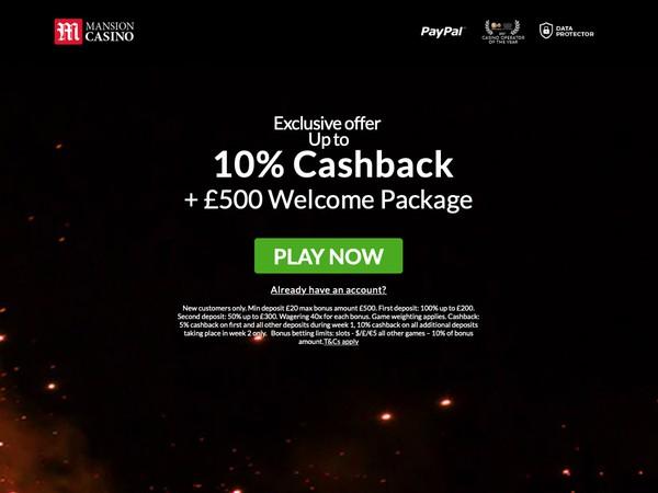 mansion online casino 300 kostenlos spiele