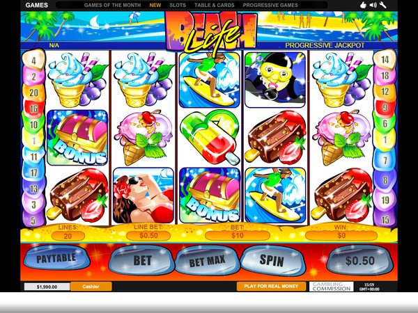 Free to Play Playtech Slot Machine Games
